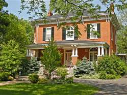 The Wexford House, Picton, Ontario, Canada