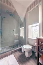 3 pc bathroom with shower - ensuite for bedroom 4
